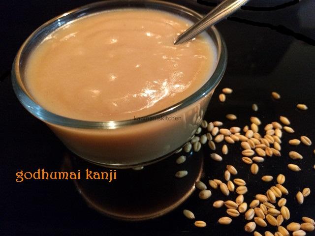 Godhumai Kanji
