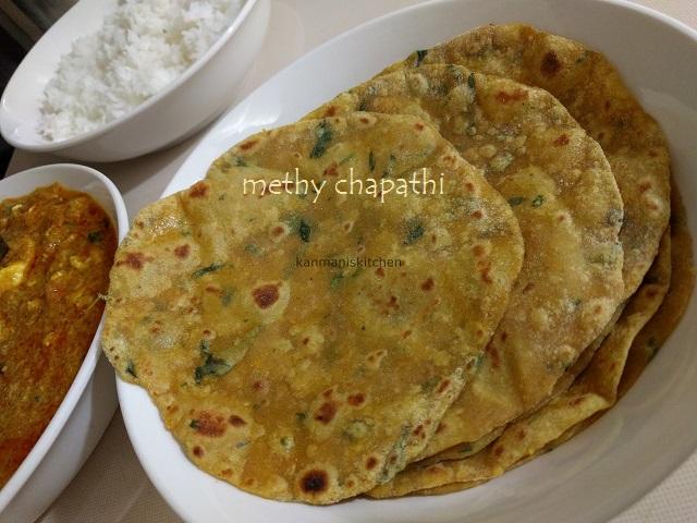 Methy Chapathi