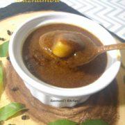 Pepper/ Milagu Kuzhambu