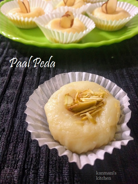 Paal/Milk Peda