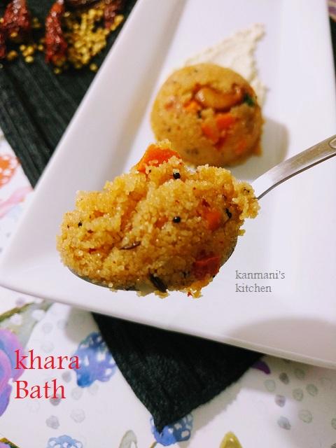 Khara bath