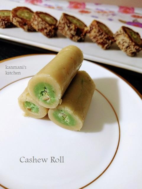 Cashew Roll