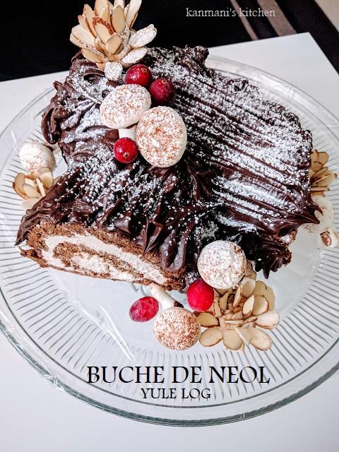 Buche De Neol/Yule Log