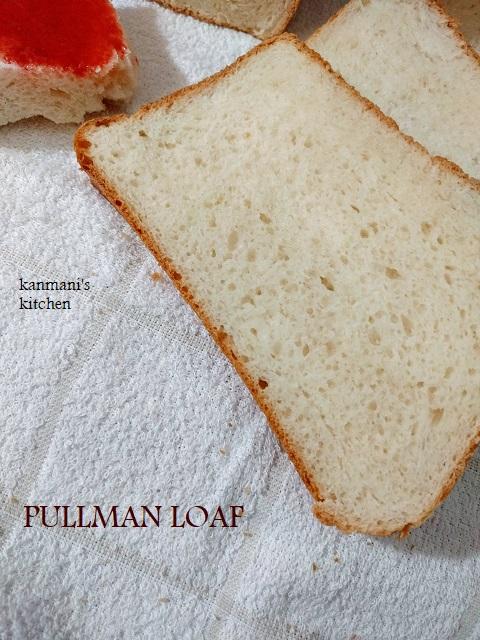 Pullman Loaf/ pain de mie