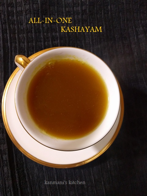 All-In-One Kashayam