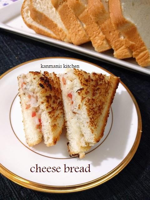 Cheese Sandwich
