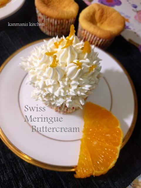 Swiss Meringue Buttercream