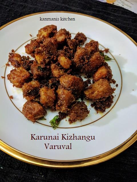 Karunai Kizhangu Varuval